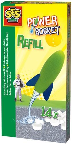 SES Raket lanceren Navulling