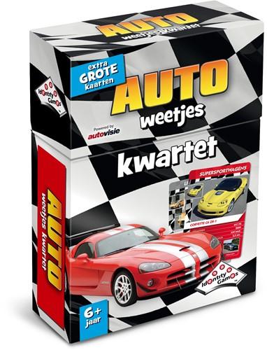 Auto's Weetjes Kwartet