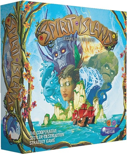 Spirit Island - Bordspel