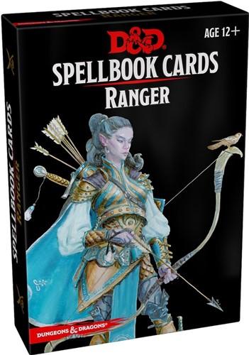 D&D Spellbook Cards - Ranger
