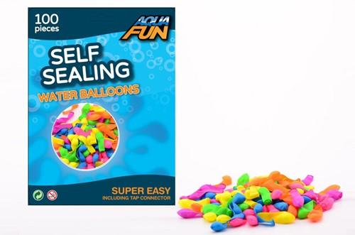Auqa Fun Zelfsluitende Waterballonnen