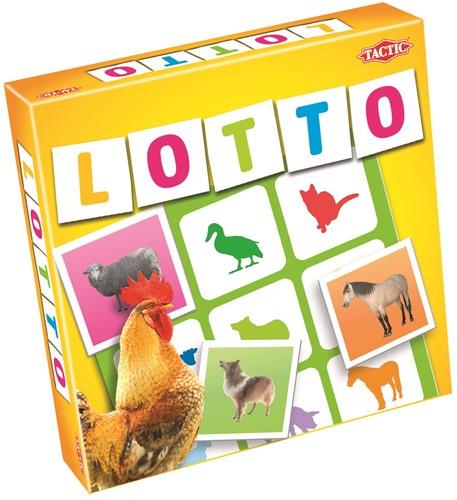 Lotto - Boerderijdieren