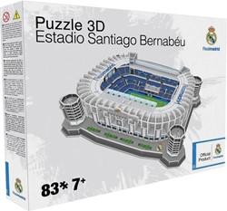 Real Madrid Sant Bernabeu 3D Puzzel (83 stukjes)