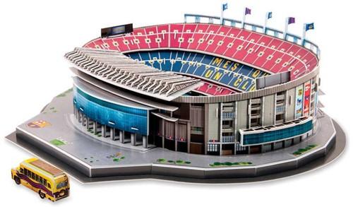 Barcelona Camp Nou 3D Puzzel (80 stukjes)-2