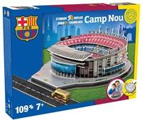 Barcelona Camp Nou 3D Puzzel (80 stukjes)