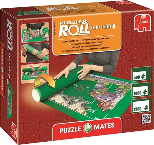 Puzzle Mates - Puzzle & Roll 500-1500
