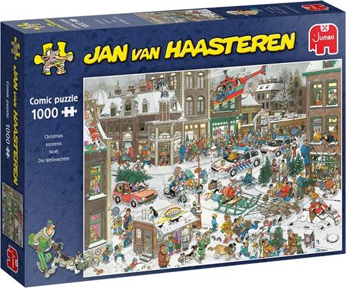 Jan van Haasteren - Kerstmis Puzzel (1000 stukjes)