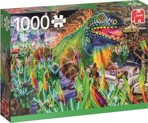 Carnival in Rio Puzzel (1000 stukjes)