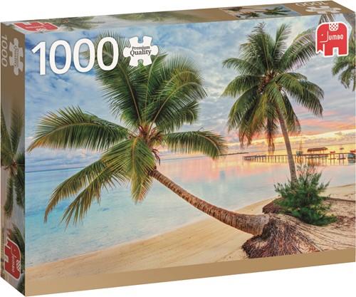Premium Collection puzzel - French Polynesia (1000 stukjes)