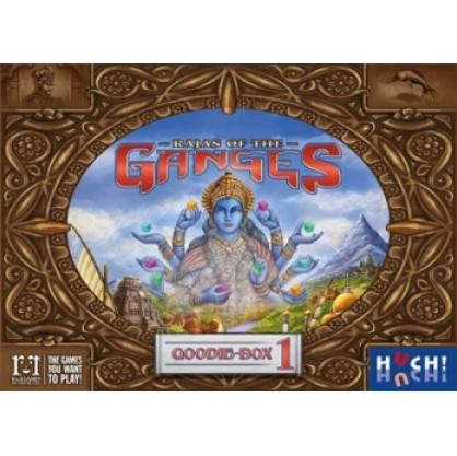 Rajas of Ganges - Goodie Box 1