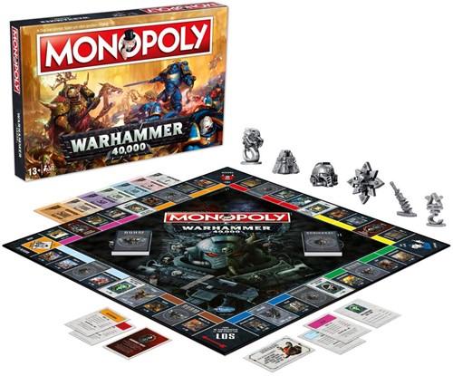 Monopoly - Warhammer 40K-2