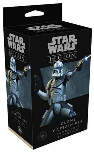 Star Wars Legion - Clone Captain Rex Commander