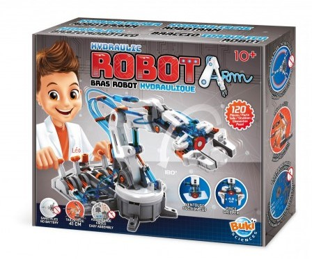 Hydraulische Robot Arm-1