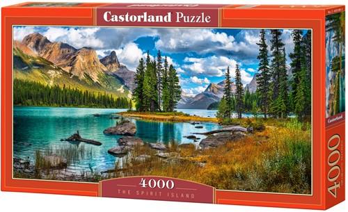 The Spirit Island Puzzel (4000 stukjes)