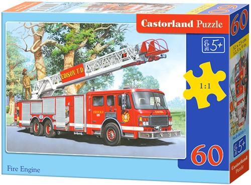Fire Engine Puzzel (60 stukjes)