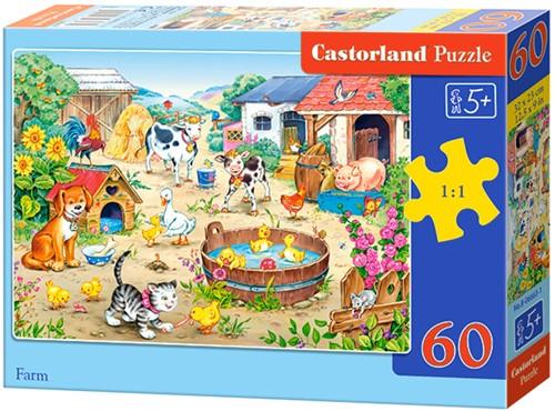 Farm Puzzel (60 stukjes)