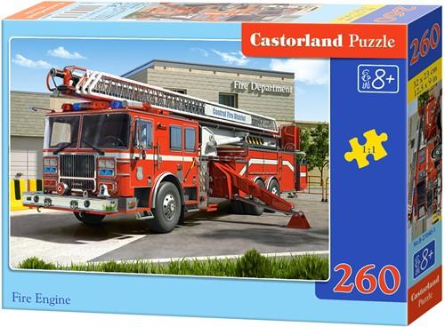 Fire Engine Puzzel (260 stukjes)