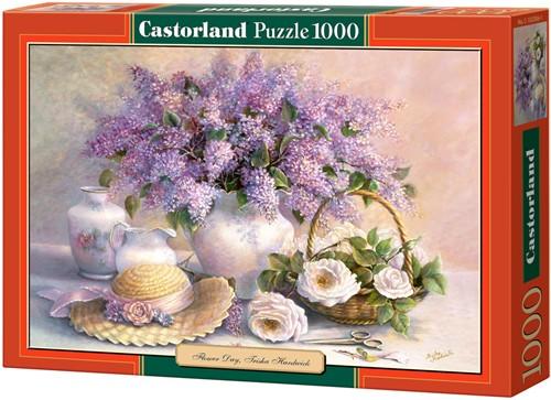 Flower Day, Trisha Hardwick Puzzel (1000 stukjes)
