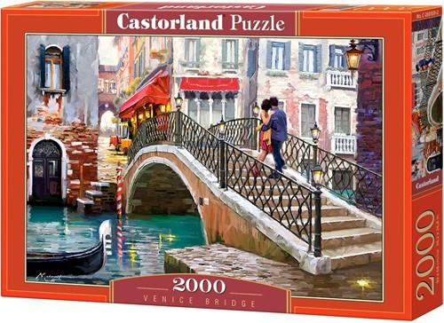 Venice Bridge Puzzel (2000 stukjes)