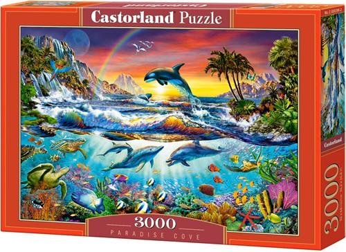 Paradise Cove Puzzel (3000 stukjes)
