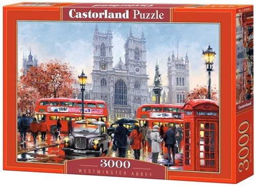 Westminster Abbey Puzzel (3000 stukjes)