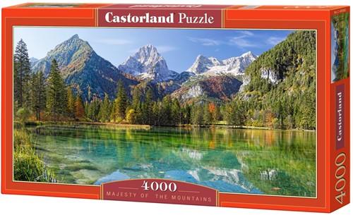 Majesty of the Mountains Puzzel (4000 stukjes)
