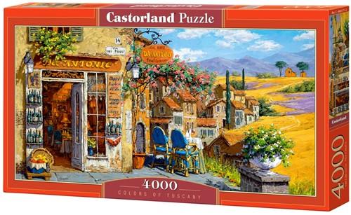 Colours of Tuscany Puzzel (4000 stukjes)