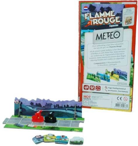 Flamme Rouge - Meteo Uitbreiding