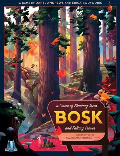 Bosk - Bordspel