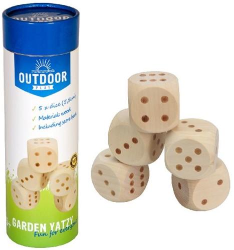 Outdoor Play - Garden Yatzy