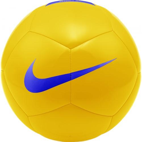 Nike Voetbal Geel/Blauw