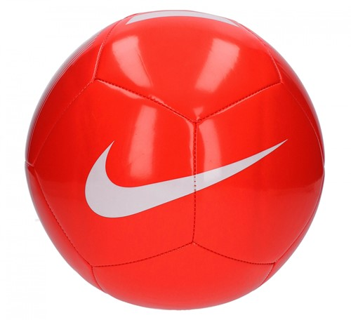 Nike Voetbal Rood/Wit