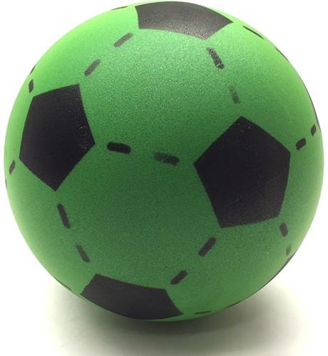 Foam Voetbal Groen (20 cm)