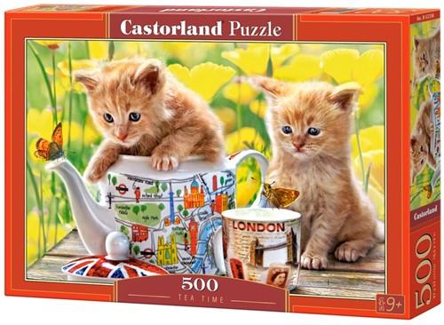 Tea Time Puzzel (500 stukjes)