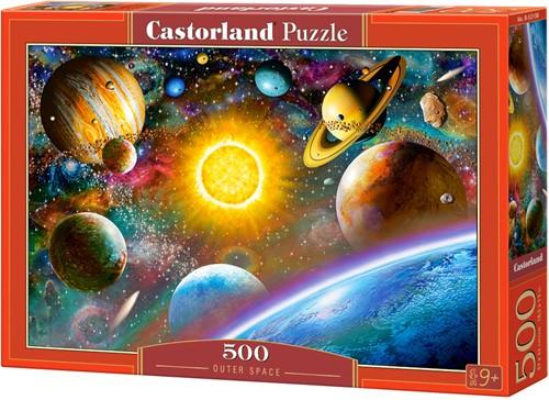 Outer Space Puzzel (500 stukjes)