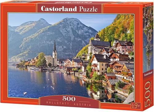 Hallstatt, Austria Puzzel (500 stukjes)