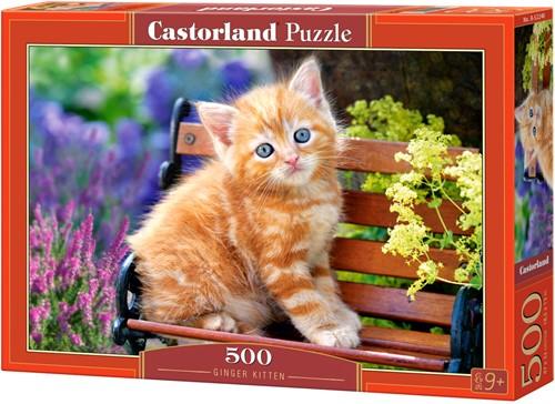 Ginger Kitten Puzzel (500 stukjes)