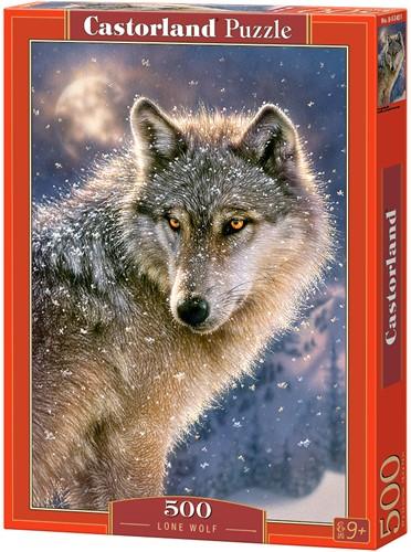 Lone Wolf Puzzel (500 stukjes)