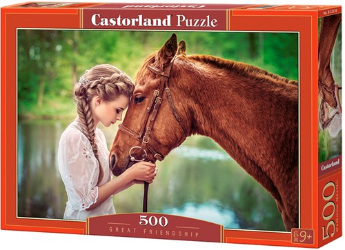 Great friendship Puzzel (500 stukjes)