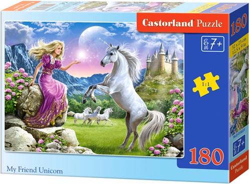 My Friend Unicorn Puzzel (180 stukjes)