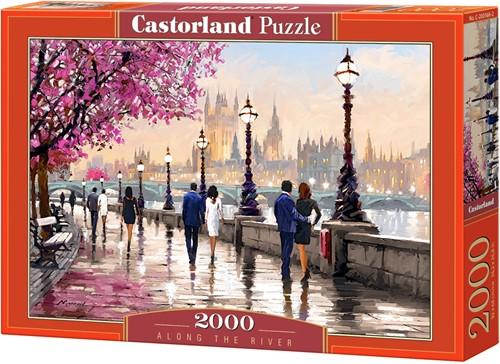 Along the River Puzzel (2000 stukjes)