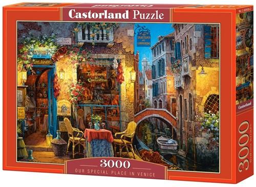 Our Special Place in Venice Puzzel (3000 stukjes)