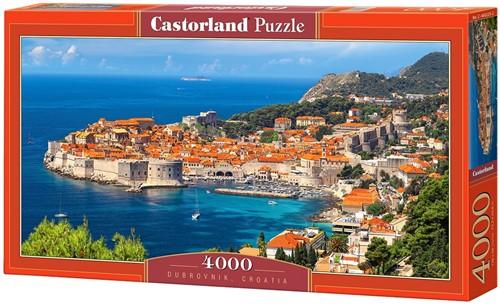 Dubrovnik, Croatia Puzzel (4000 stukjes)