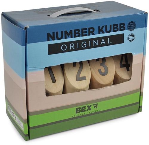 Bex Numbers Kubb