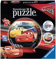 Disney Cars 3 - 3D puzzel Bal (72 stukjes)-1