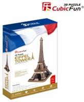 3D Puzzel Eiffeltoren (84 stukjes)