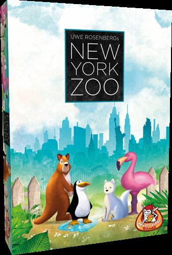 New York Zoo (NL versie)