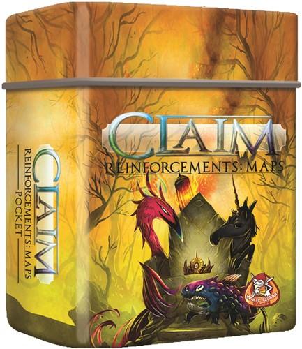 Claim Reinforcements - Maps Pocket