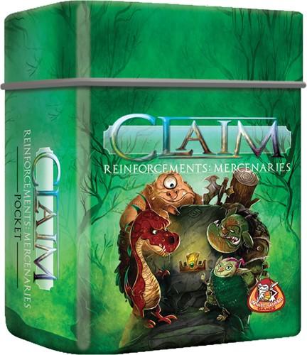 Claim Reinforcements - Mercenaries Pocket