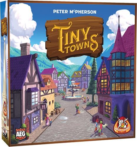 Tiny Towns (NL versie)